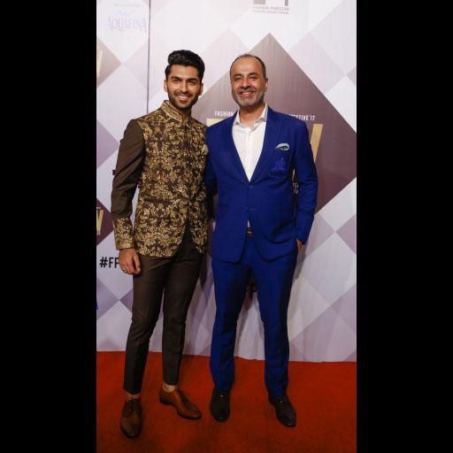 Rizwan Ali Jaffri and Deepak Perwani