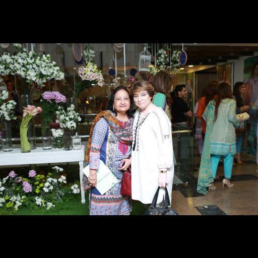 Nishat Mazhar And Dr. Shahida Khawaja