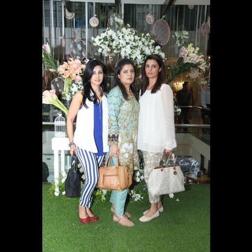 Rabz, Zara Murad and Lubna