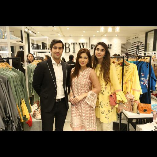 S M Nabeel, Ayesha Omar, Anushaye Gohar