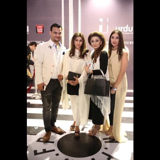 Adeel Feroz, Ronak Lakhani, Nazneen Tariq and Maliha Waqas