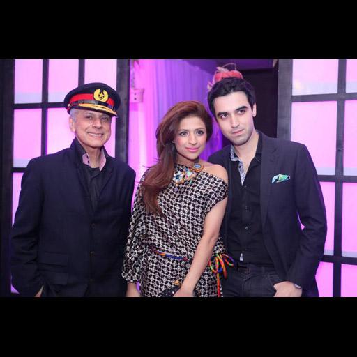 Irshad Mowjee, Soha Hafeez Sheikh and Afzal Leghari.