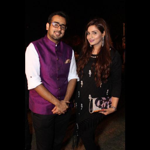 Abdullah Seja and Sana Shahnawaz
