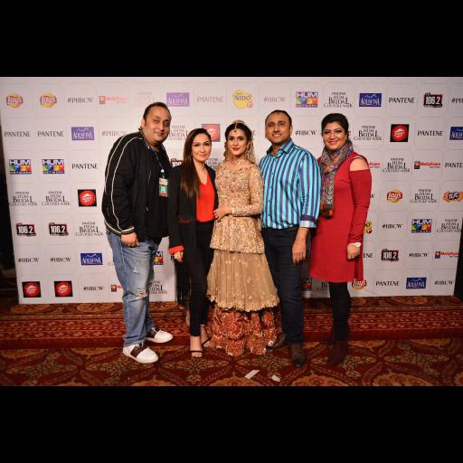 Amir Mazhar, Asifa, Kubra and Nabeel