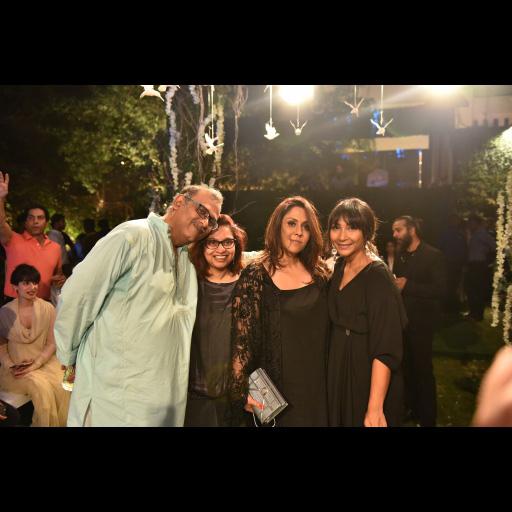 Mohsin Sayeed and Samra Muslim and Asma Chishti and Amal Qadri