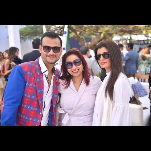 Adeel, Samra and Maham