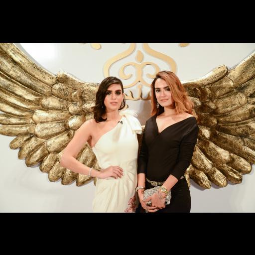 Nadia Hussain and Anusheh Shahid