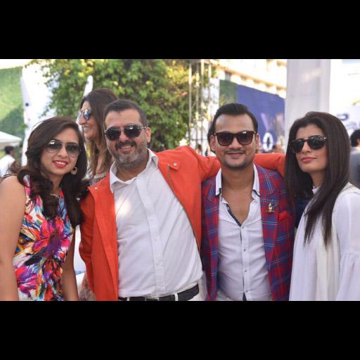 Beenish, Rameez, Adeel and Maham