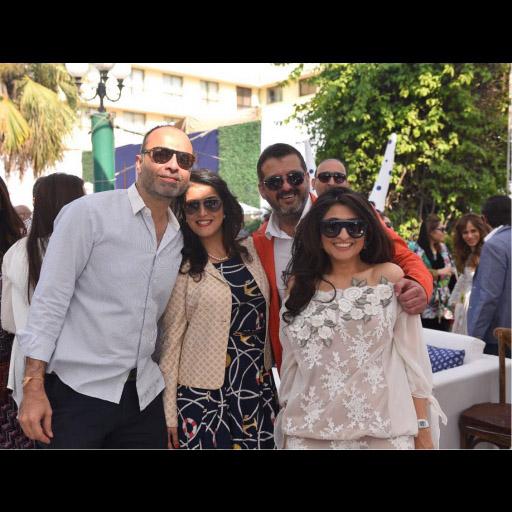 Deepak, Naz, Rameez and Saira
