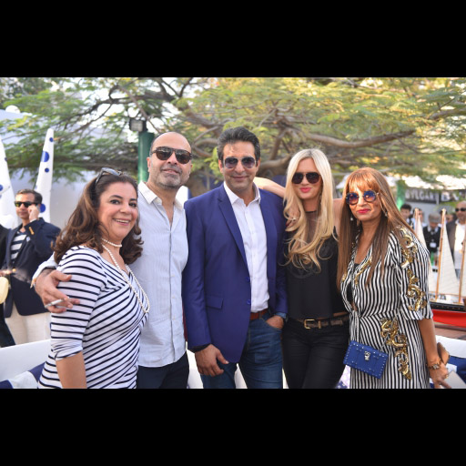 Deepak, Wasim, Shaniera and Frieha