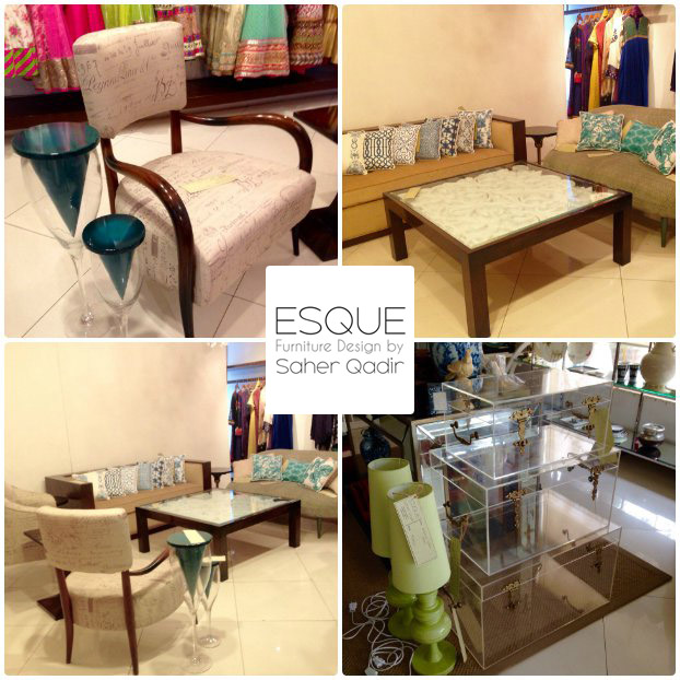Esque by Saher Qadir Eid Exhibition at Ensemble Karachi 14th July!