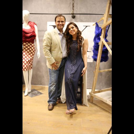 Roger Dawood Bayat and Natasha Kamal