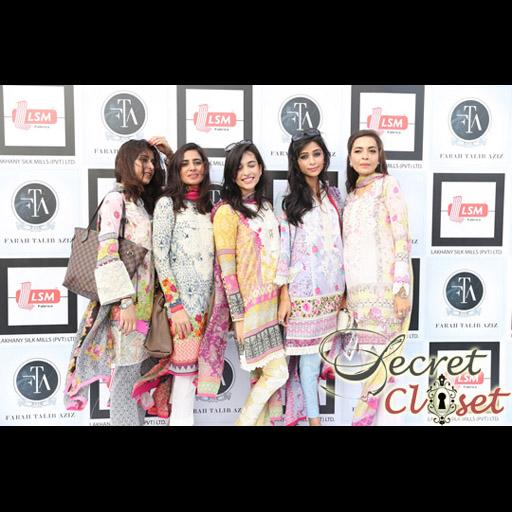 Anam Jangda, Zainab Parekh, Sana Ansari, Muzi Sufi, Maliha Aziz