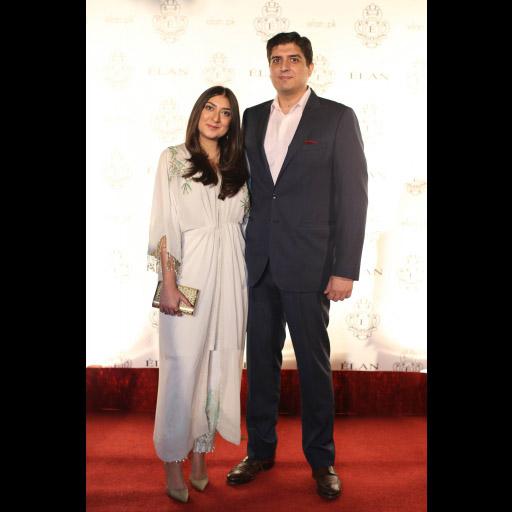 Nida Bano and Jarrar Shah