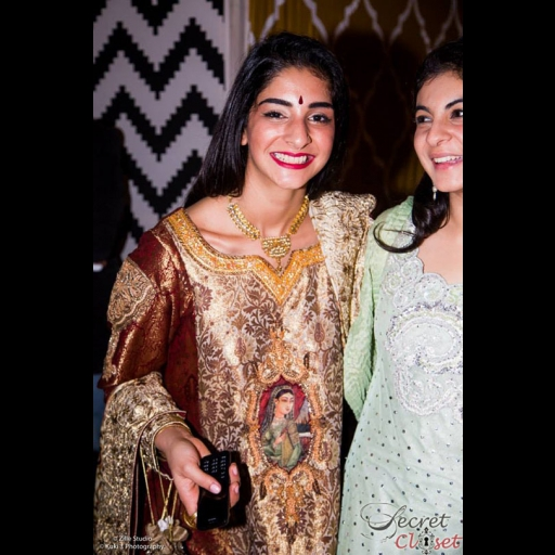 Spotted in Shamaeel Ansari at the wedding