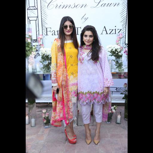 Alishay Adnan and Unzila Hussain