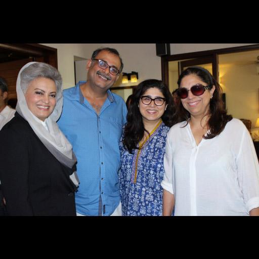 MM, Mohsin Sayeed, Aamna Haider Isaani