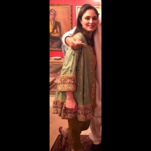 Seher Rizvi Faruque in Maheen Karim