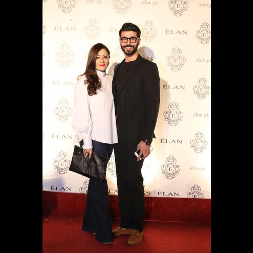 Momina Ahmed and Nael Ahmed