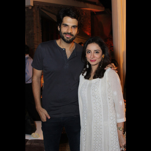 Adnan Malik and Sarwat Gillani