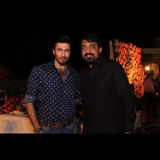 Aijaz Aslam and Ali Kazmi