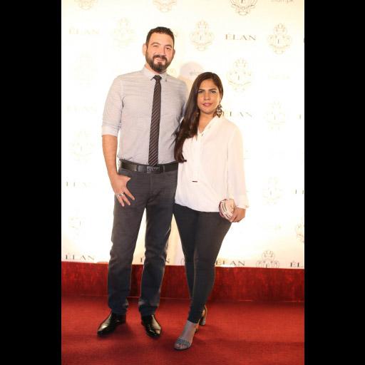 Umair Fazli and Fatima Fazli