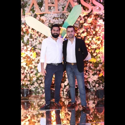 Hassan Ahmed and Mohammad Tariq