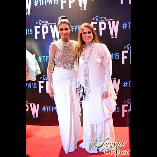 Aamna Ilyas and Tehmina Khalid