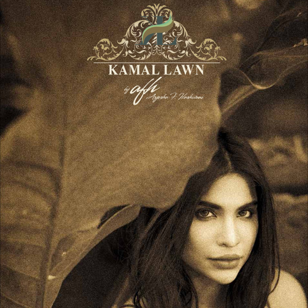 Kamal Lawn by Ayesha Farook Hashwani Available on the AFH Estore