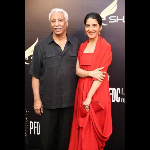 Wasim Khan and Chanda Wasim