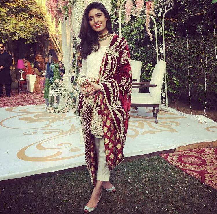 Shazah Ayub in Shehla Chatoor