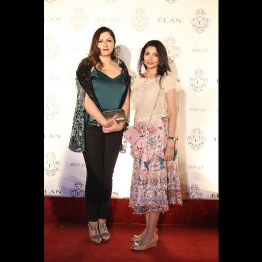 Laaleen Sukhera and Mahlia Lone