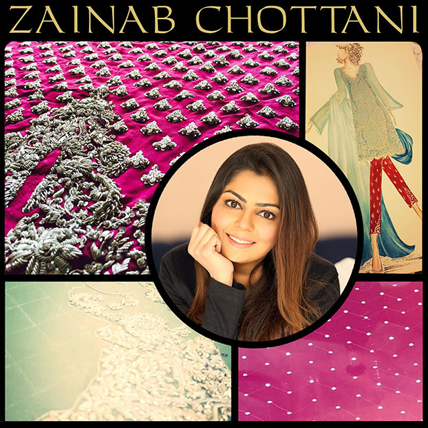 Zainab Chottani Showcases Aqaasi-e-Dhanak Bridal Collection at Shaan-e-Pakistan India!