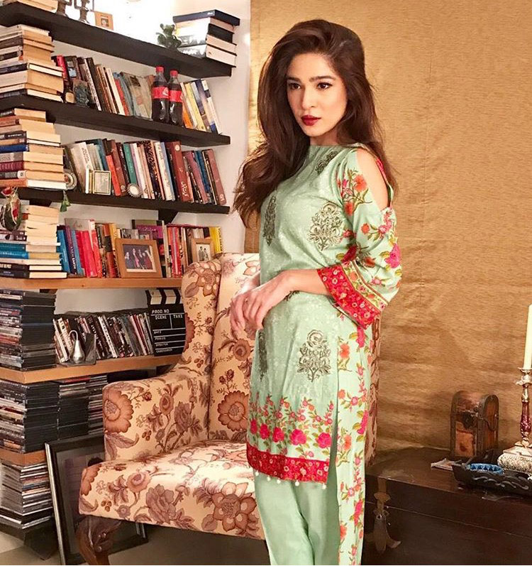 Ayesha Omer in Orient