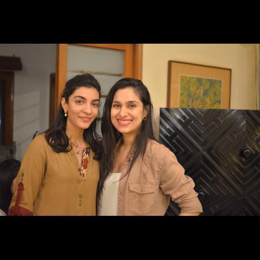 Zehra Qadir and Aale Mowji