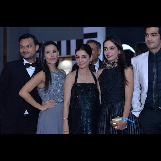 Adeel, Momal, Sarwat, Hina and Shehzad