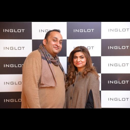 Aamir Mazhar and Samina Lakhany