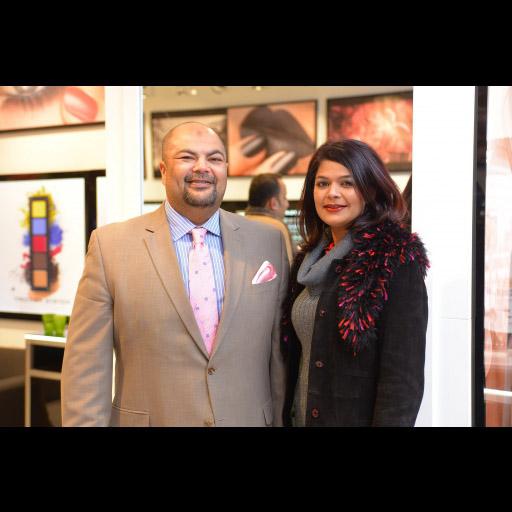 Amir and Natasha Kazmi
