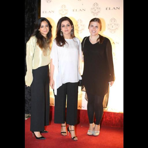Maarya Rehman, Faaria Salahuddin and XX