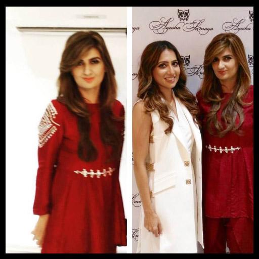 Ayesha and Somaya