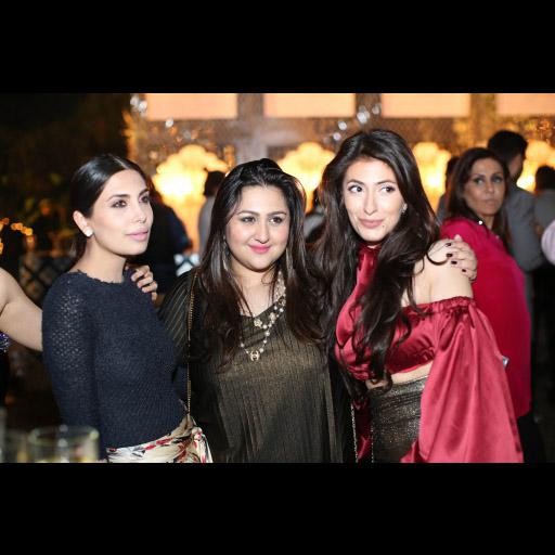 Maheen Taseer, Shazreh Khalid and Nadira Omer