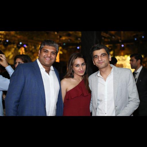 Zain Hussain Qureshi, Zahra Khokhar and Adnan Hayat