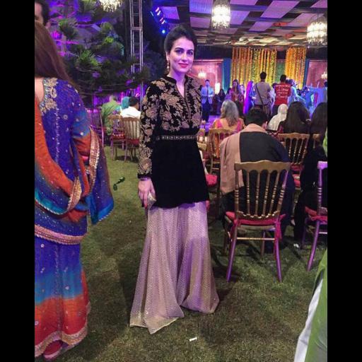 Sarah Rauf in Nadia Farooqui