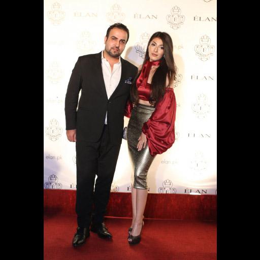 Omer Khalid and Nadira Omer