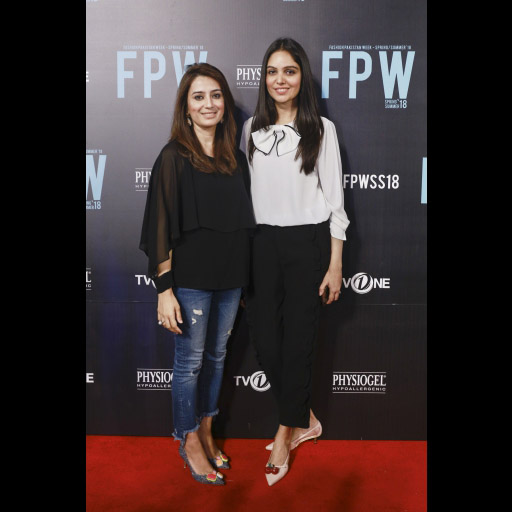 Saira Faisal and Shakira Usman