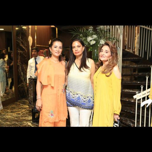 Saira Ahsan, Nabila and Naila Ishtiaq