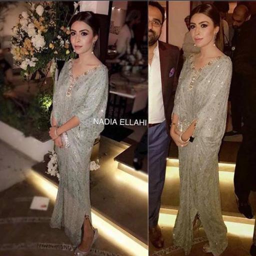 Saman Zubair in Nadia Ellahi