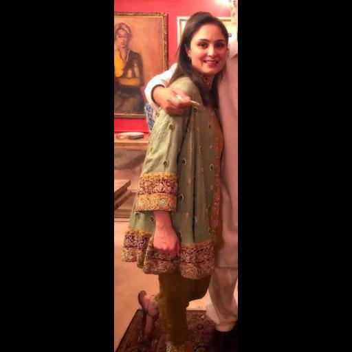 Sehar Rizvi Faruque in Maheen Karim