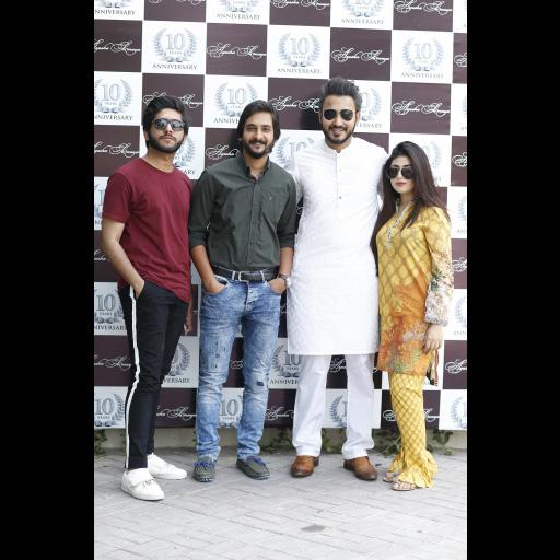 Ghazi Khan, Ahmer Zahid, Amjad Bhatti, Tanzeela Khan
