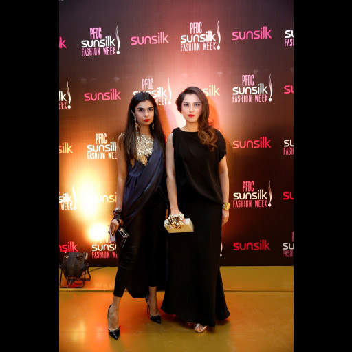 Sarah Cheema and Alina Shahid